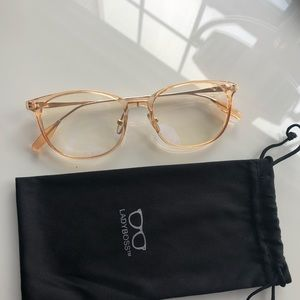 Ladyboss Blue Light Blocker Glasses